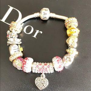 Jewelry - Best mom ever bracelet